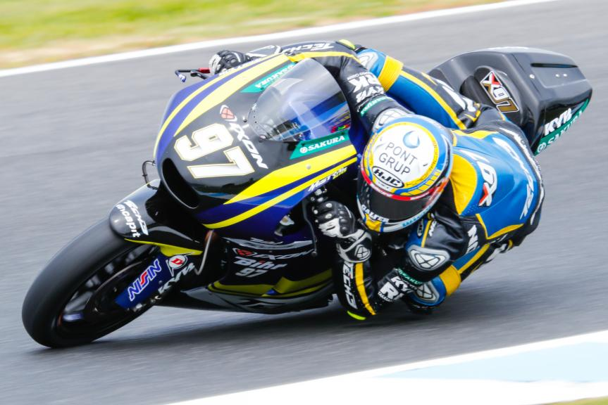 Xavi Vierge, Tech 3 Racing, Michelin® Australian Motorcycle Grand Prix