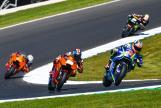 Alex Rins, Team Suzuki Ecstar, Bradley Smith, Red Bull KTM Factory Racing, Michelin® Australian Motorcycle Grand Prix