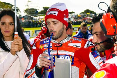 Dovizioso: 'Heutige Rennen war eine große Enttäuschung'