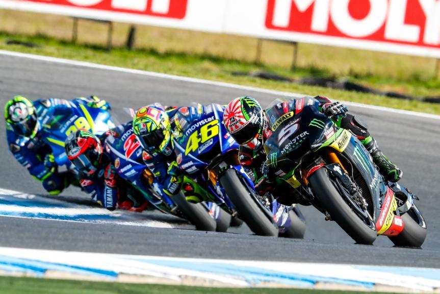 Johann Zarco, Monster Yamaha Tech 3, Michelin® Australian Motorcycle Grand Prix