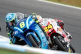 Nicolo Bulega, Sky Racing Team VR46, Tatsuki Suzuki, SIC58 Squadra Corse, Michelin® Australian Motorcycle Grand Prix