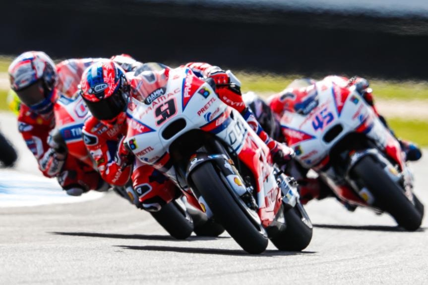 Danilo Petrucci, Octo Pramac Racing, Michelin® Australian Motorcycle Grand Prix