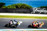 Karel Abraham, Pull&Bear Aspar Team, Dani Pedrosa, Repsol Honda Team, Michelin® Australian Motorcycle Grand Prix