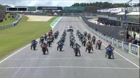 The full race session at the #AustralianGP of the Moto2™ World Championship.