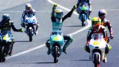 Joan Mir ist der neue Moto3™ World Champion