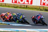 Maverick Viñales, Valentino Rossi, Movistar Yamaha MotoGP, Michelin® Australian Motorcycle Grand Prix