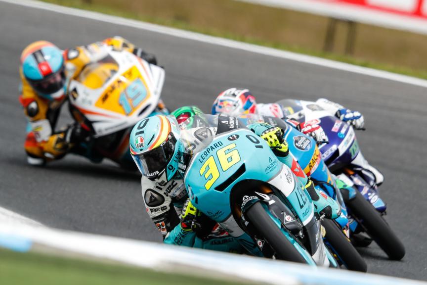 Moto3, Michelin® Australian Motorcycle Grand Prix