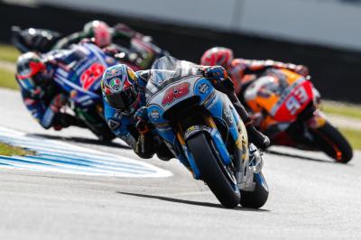"""Miller: """"It felt like Moto3 all over again"""""""