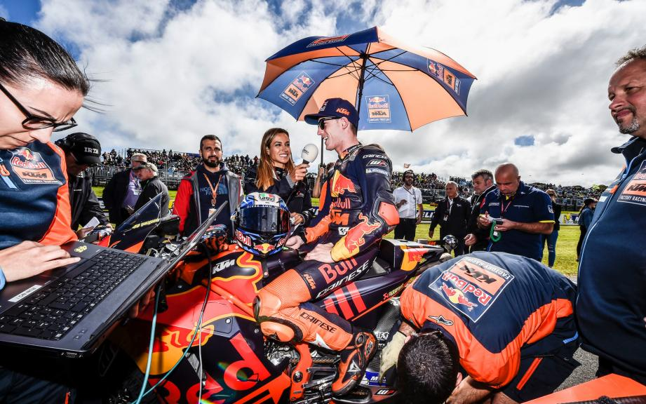 Pol Espargaro, Red Bull KTM Factory Racing, Michelin® Australian Motorcycle Grand Prix