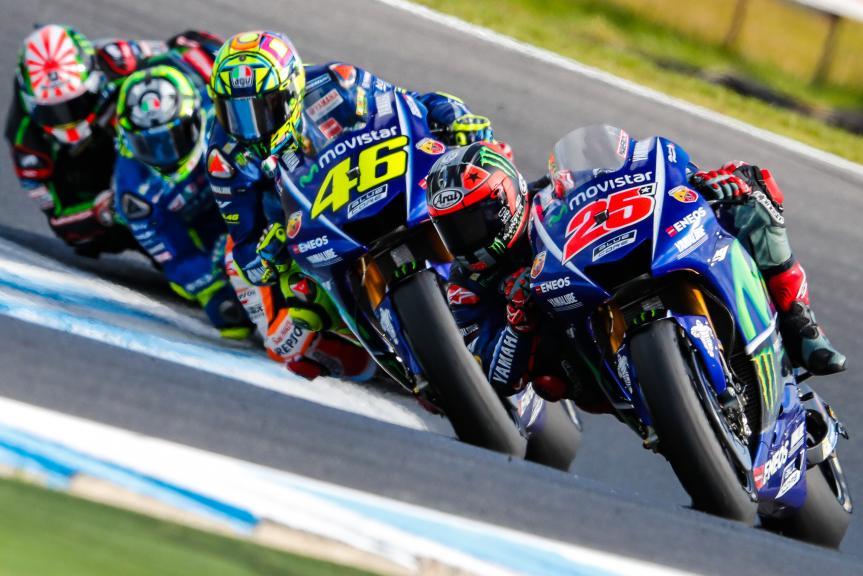 Valentino Rossi, Movistar Yamaha MotoGP, Michelin® Australian Motorcycle Grand Prix