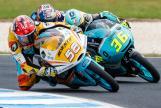 Juanfran Guevara, RBA BOE Racing Team, Joan Mir, Leopard Racing, Michelin® Australian Motorcycle Grand Prix