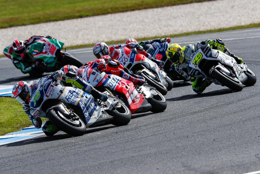 Loris Baz, Reale Avintia Racing, Michelin® Australian Motorcycle Grand Prix