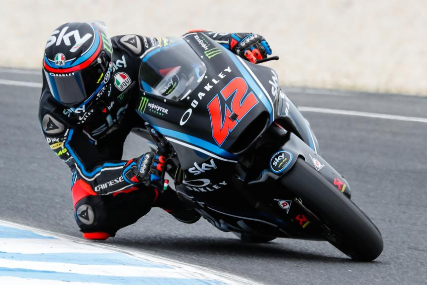 Francesco Bagnaia, Sky Racing Team VR46, Michelin® Australian Motorcycle Grand Prix