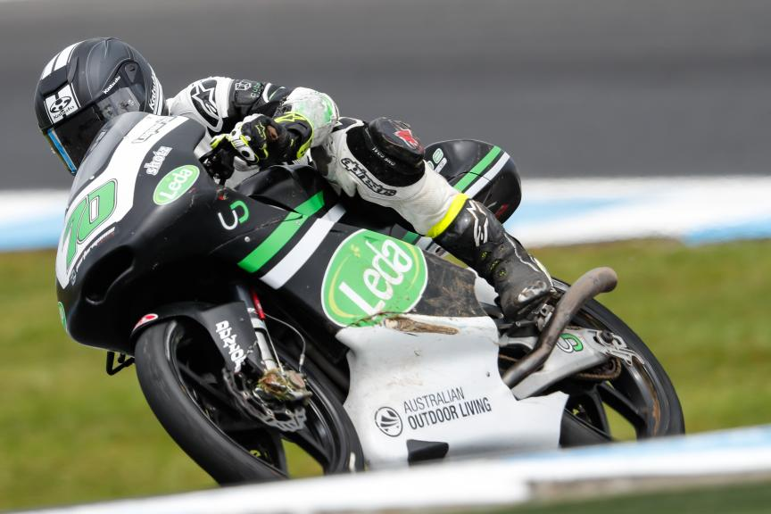 Tom Topapris, Cube Racing, Michelin® Australian Motorcycle Grand Prix