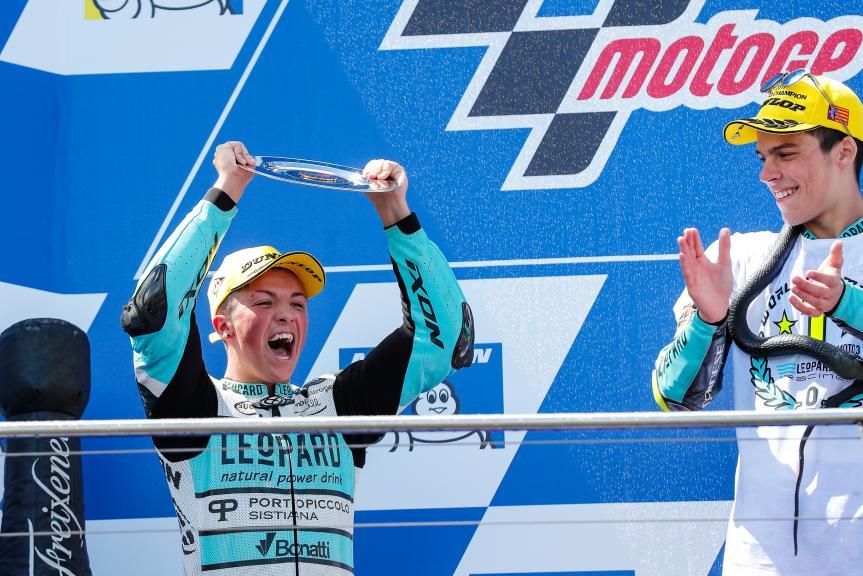 Livio Loi, Leopard Racing, Michelin® Australian Motorcycle Grand Prix