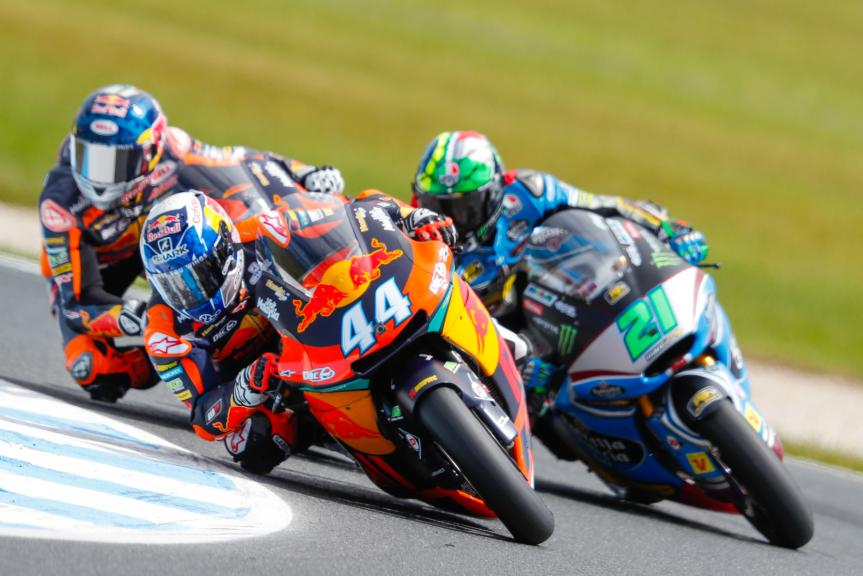 Moto2, Michelin® Australian Motorcycle Grand Prix
