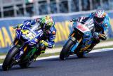 Valentino Rossi, Jack Miller, Michelin® Australian Motorcycle Grand Prix