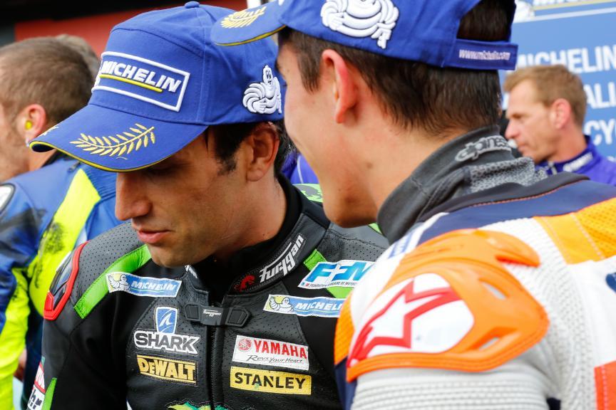 Marc Marquez, Johann Zarco, Michelin® Australian Motorcycle Grand Prix