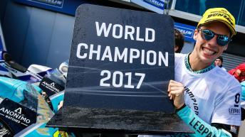 Joan Mir, Leopard Racing, 2017 Moto3 World Champion