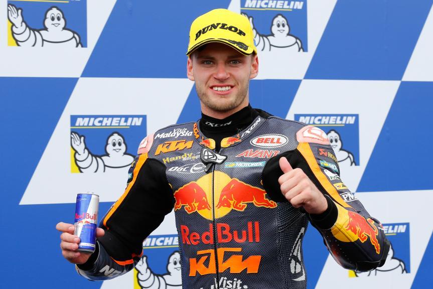 Brad Binder, Red Bull KTM Ajo, Michelin® Australian Motorcycle Grand Prix