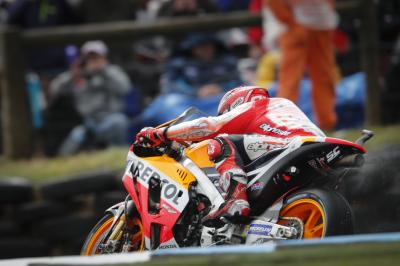 Warm Up a Phillip Island, ancora Marquez davanti
