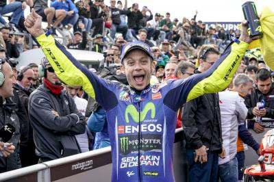 "Rossi: ""If you don't want to play the game, stay at home"""