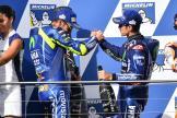 Valentino Rossi, Maverick Viñales, Movistar Yamaha MotoGP, Michelin® Australian Motorcycle Grand Prix
