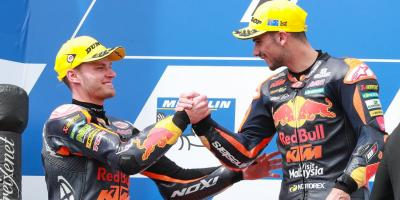 Oliveira and Binder make history with KTM 1-2 in Australia