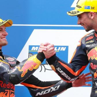 Moto2™: Oliveira mit erstem KTM Sieg zum #AustralianGP
