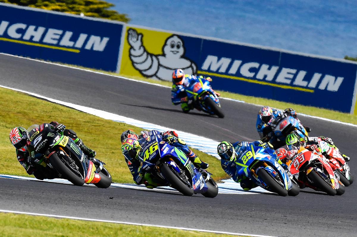 """Zarco: """"I'm so happy I could fight for victory"""" 