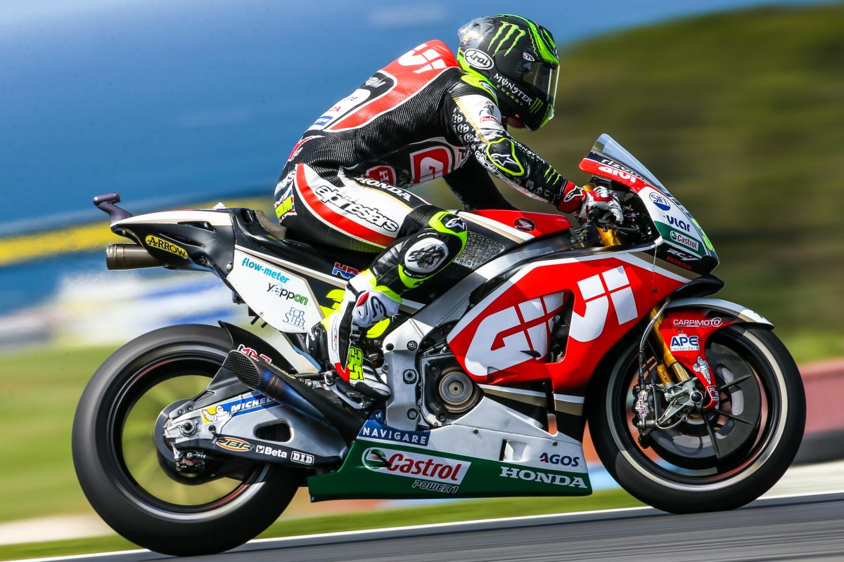 "Crutchlow: ""This is what MotoGP is all about"" 