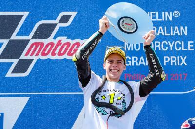 Mir se corona campeón y culmina el camino #RoadToMotoGP
