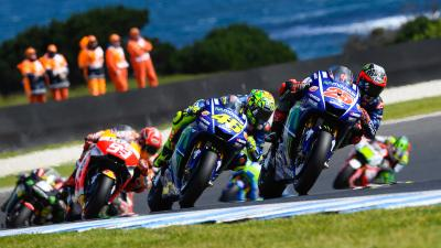 After the Flag #16 : La lutte a fait rage à Phillip Island