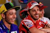 Valentino Rossi, Andrea Dovizioso, Shell Malaysia Motorcycle Grand Prix