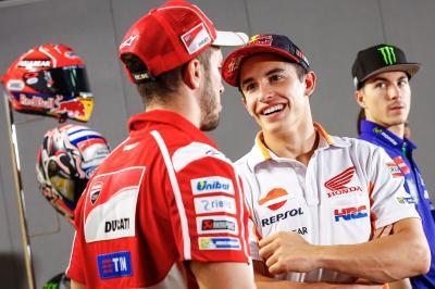 Márquez et Dovizioso, un duel au sommet en Malaisie