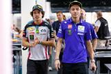 Franco Morbidelli, Valentino Rossi, Shell Malaysia Motorcycle Grand Prix