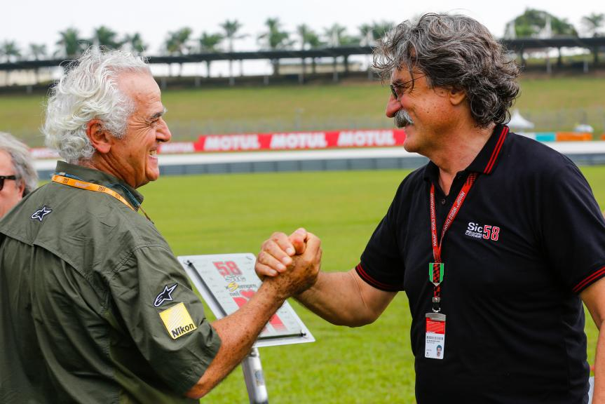 Tribute to Simoncelli, Shell Malaysia Motorcycle Grand Prix