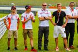 Tribute to Simoncelli, Shell Malaysia Motorcycle Grand Prix