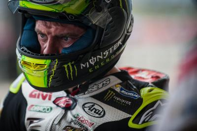 "Crutchlow: ""If I wake up and don't want to ride, I won't"""