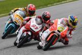 Maria Herrera, Kaito Toba, Shell Malaysia Motorcycle Grand Prix