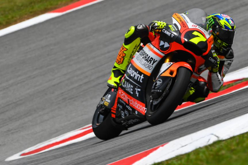 Lorenzo Baldassari, Forward Racing Team, Shell Malaysia Motorcycle Grand Prix