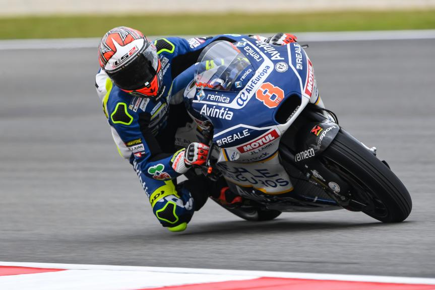 Hector Barbera, Reale Avintia Racing, Shell Malaysia Motorcycle Grand Prix