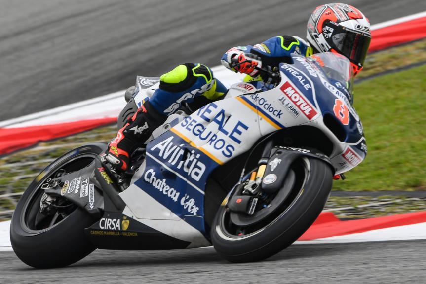 Hector Barbera, Reale Avintia Racing, Shell Malaysia Motorcycle Grand Prix