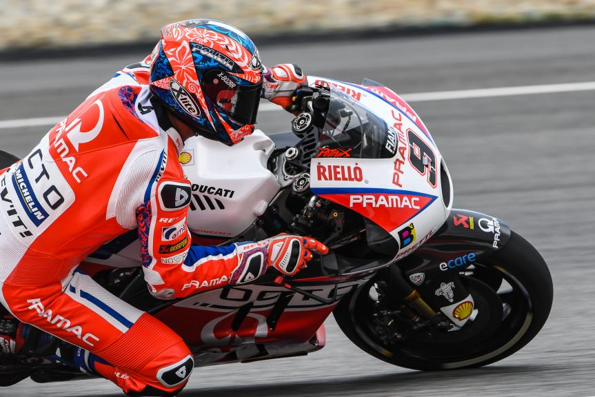 Danilo Petrucci, Octo Pramac Racing, Shell Malaysia Motorcycle Grand Prix