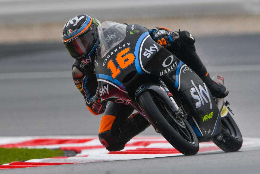 Andrea Migno, Sky Racing Team VR46, Shell Malaysia Motorcycle Grand Prix