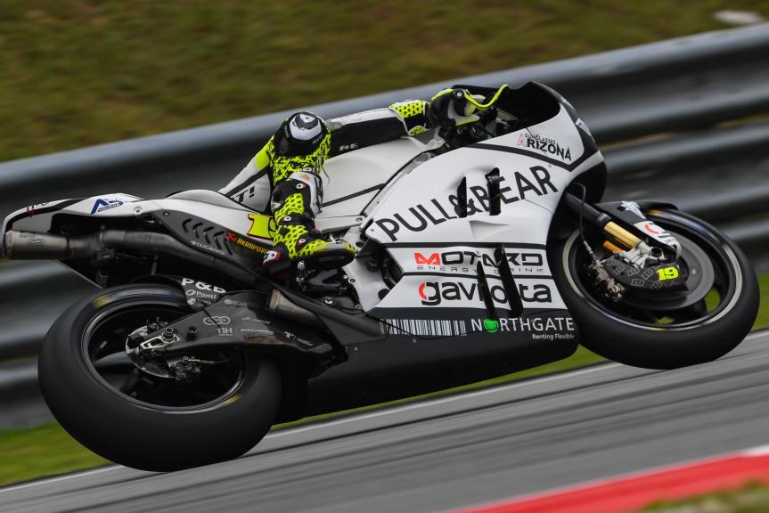 Alvaro Bautista, Pull&Bear Aspar Team, Shell Malaysia Motorcycle Grand Prix