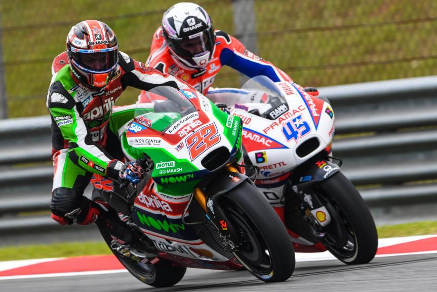 Sam Lowes, Aprilia Racing Team Gresini, Shell Malaysia Motorcycle Grand Prix