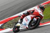 Kaito Toba, Honda Team Asia, Shell Malaysia Motorcycle Grand Prix