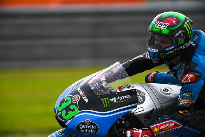 Enea bastianini, Estrella Galicia 0,0, Shell Malaysia Motorcycle Grand Prix