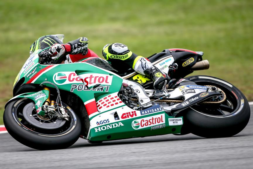 Cal Crutchlow, LCR Honda, Shell Malaysia Motorcycle Grand Prix